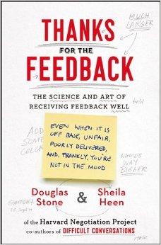 Feedback Book