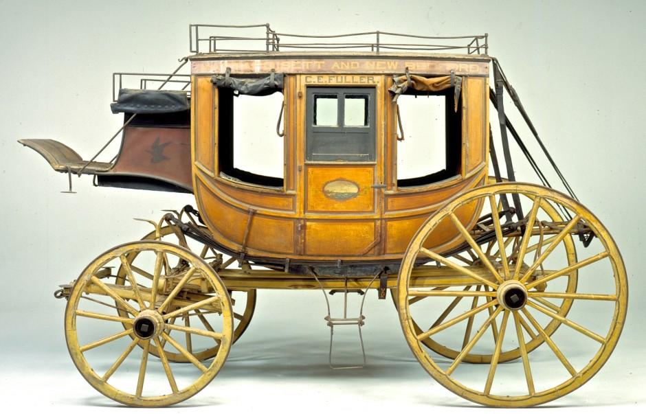 Summer Transportation Stagecoach on Transportation Take Three Into Air