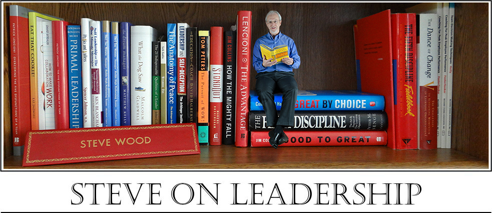 Steve On Leadership Logo